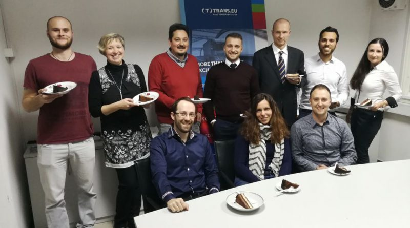 The Slovenian branch of Trans.eu celebrated the 2nd anniversary of its existence
