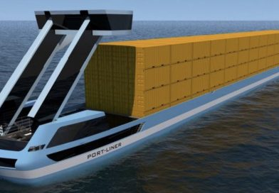 Large 'Tesla ships' all-electric container barges are launching this autumn