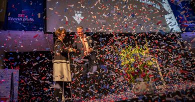Digital naming of Stena Immortal and inauguration of new Stena office in Copenhagen