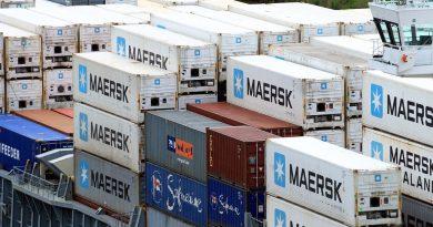 Moller-Maersk u četvrtom kvartalu 2019. poslovao s gubitkom