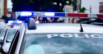 Pretekao policiju na autobanu i zaradio kaznu za brzinu