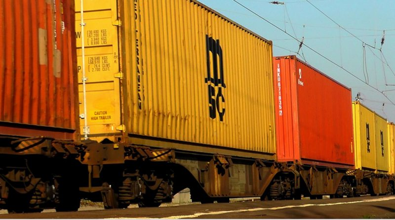 železnički transport