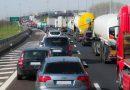 ČEŠKA: Zabrana preticanja za teretna vozila