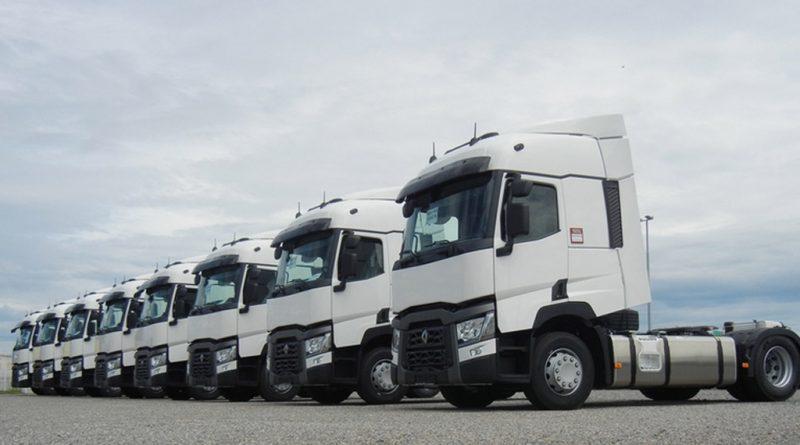 U Unitrag Užice stiglo osam novih Renault tegljača