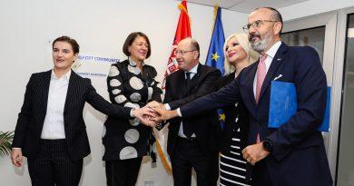 Seat of Transport Community opened in Belgrade