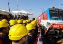 Prvi teretni voz iz Kine stigao u Srbiju