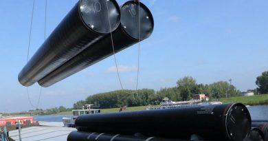 AGENT PLUS: Cevi za Turski tok stigle iz Rusije u Srbiju na 142 broda