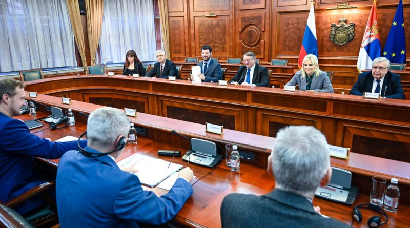 Russia to set up a locomotive plant in Serbia