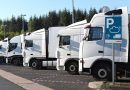 Bosch Secure Truck Parking – Online system for trucks on EUROPEAN HIGHWAYS