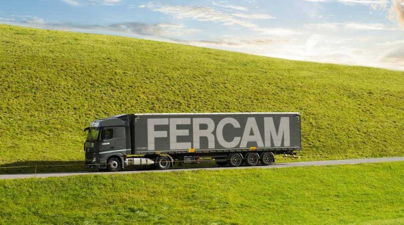 FERCAM starts all-road transport from China