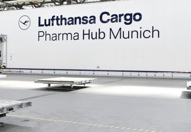 Lufthansa Cargo opens Pharma Facilities in Munich and Chicago