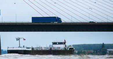 Most Monoštor na Dunavu pušten u saobraćaj – Kamioni lakše do luke Komarno