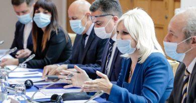Mihajlović o četiri putna pravca s predstavnicima DFC i EXIM banke