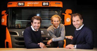 sennder acquires Uber's European freight business