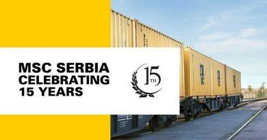 MSC Srbija slavi 15 godina poslovanja