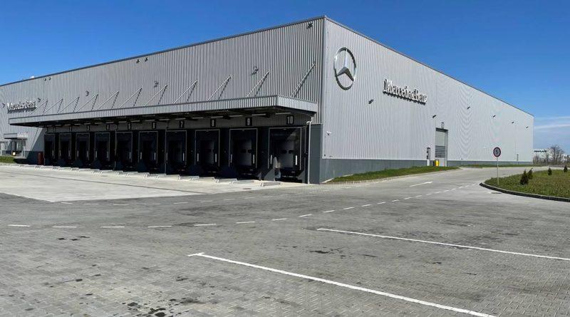 Novi logistički centri: Odavde dolaze rezervni delovi za MERCEDES (FOTO)