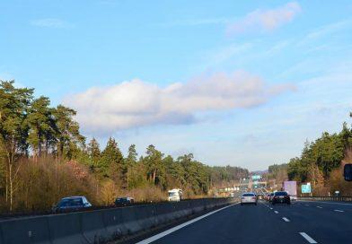 Indeks broja pređenih kilometara kamiona u Nemačkoj viši nego pre krize