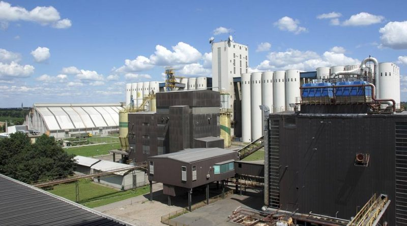 ADM reached an agreement to acquire Sojaprotein
