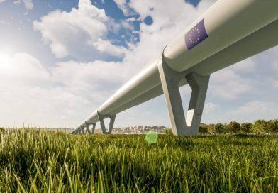 Hyperloop kao deo evropske železničke mreže